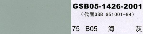B05 海灰