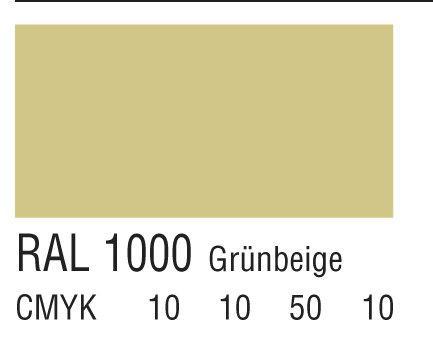 RAL 1000米绿色