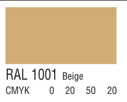 RAL 1001米色,淡黄或灰黄