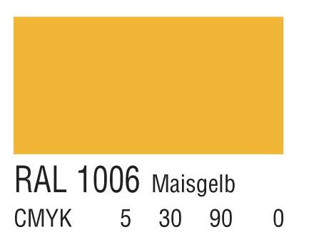 RAL 1006玉米黄
