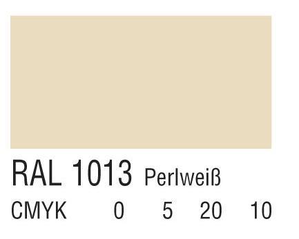 RAL 1013珍珠白