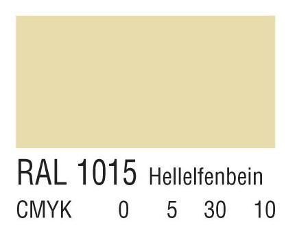 RAL 1015亮象牙色