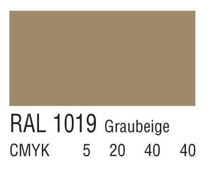 RAL 1019米灰色