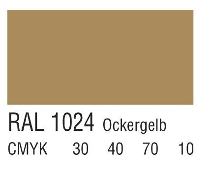 RAL 1024赭黄色