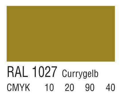RAL 1027咖喱色