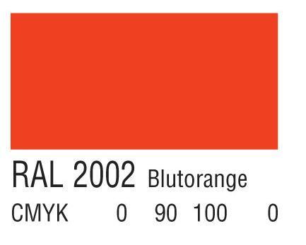 RAL 2002朱红