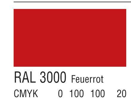 RAL 3000火焰红