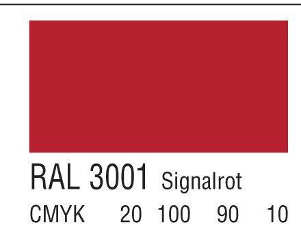 RAL 3001信号红