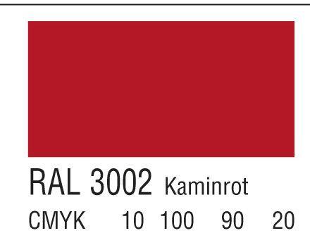 RAL 3002胭脂红