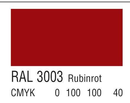 RAL 3003宝石红