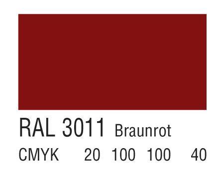 RAL 3011红玄武土色