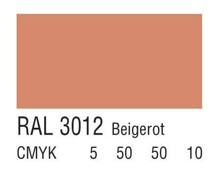 RAL 3012米红色