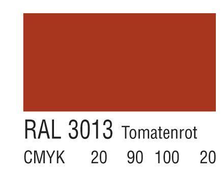 RAL 3013番茄红