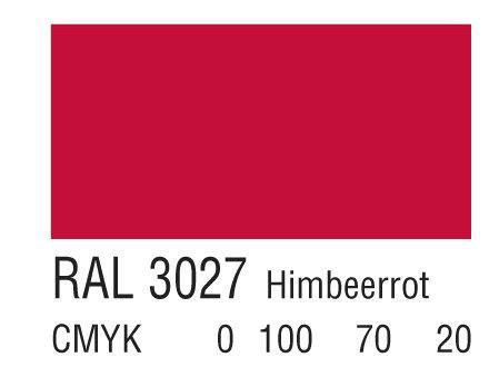 RAL 3027悬钩子红色