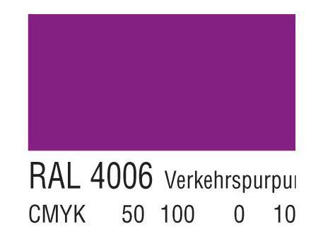 RAL 4006交通紫