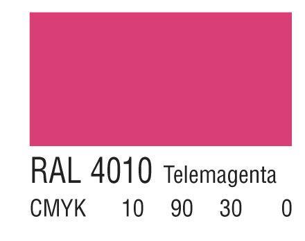 RAL 4010电视品红色
