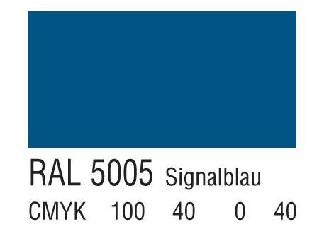 RAL 5005信号蓝