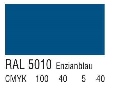 RAL 5010龙胆蓝色