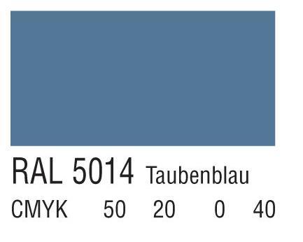 RAL 5014鸽蓝色