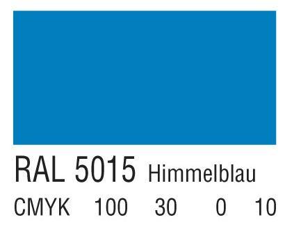 RAL 5015天蓝色