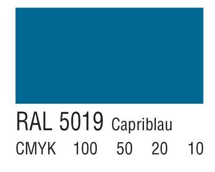 RAL 5019卡布里蓝色